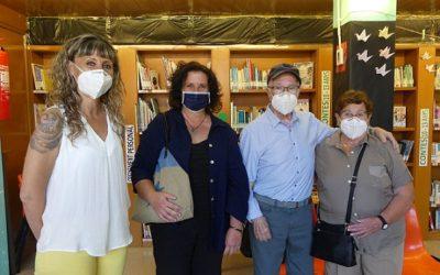 'És un orgull que la Biblioteca de Torreforta porti el nom de Pepita Ferrer'