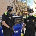 La Policia Local torrenca inicia una campanya per vetllar del compliment de les mesures anticovid
