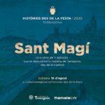 Diumenge s'estrena la sèrie audiovisual Històries des de la Festa, a la web i les xarxes socials de l'Ajuntament