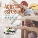 Oberta la preinscripció a l'oferta d'activitats tardor-hivern de l'Àrea d'Esports de l'Ajuntament de Vandellòs i l'Hospitalet de l'Infant