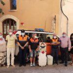 Comença la nova desinfecció de carrers i equipaments públics de Creixell