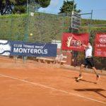 El millor tennis nacional del moment es viu al Club Tennis Reus Monterols