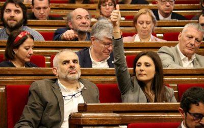 Cs impulsa la candidatura de Carlos Carrizosa a les eleccions al Parlament i aparta Lorena Roldán