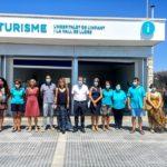 Obre el nou Punt d'Informació Turística Base Nàutica