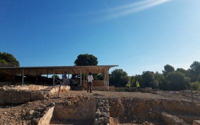 S'inicien els treballs arqueològics a la vil·la romana dels Munts d'Altafulla