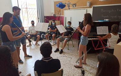 Prades s'omple de música celebrant els 20 anys del Curs de Clarinet Joan Plaja