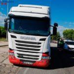 Detingut un camioner a l'AP-7 a Cambrils per conducció temerària i donar positiu en drogues