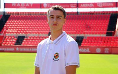 Lucas Prudhomme convenç Seligrat i es converteix en nou jugador del Nàstic