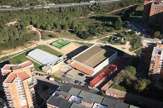 L'Ajuntament anuncia la licitació de les obres de reforma de la coberta del poliesportiu de Sant Pere i Sant Pau