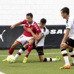 Valencia CF Mestalla i Nàstic s'enfrontaran en partit amistós aquest dissabte
