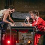 L'espectacle 'Ye Orbayu' puja a l'escenari del Teatre Auditori delMorell