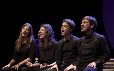 La cultura torna al Teatre Auditori del Morell amb Imparables del Quartet Mèlt