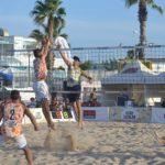 La platja del Regueral de Cambrils acollirà la final del Campionat de Catalunya de Vòlei Platja 2020