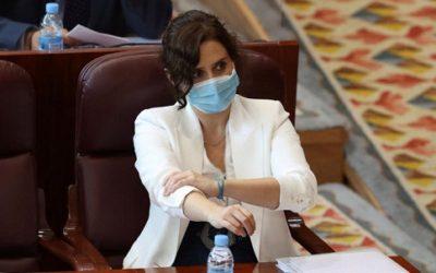 Madrid restringeix l'entrada i sortida en 37 zones bàsiques de salut, tanca parcs i limita les reunions a sis persones