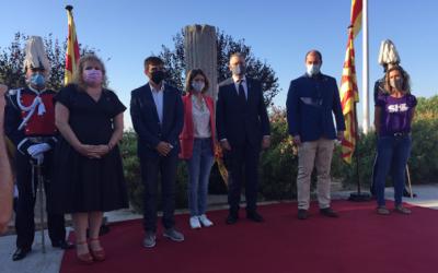 Pau Ricomà: 'Cal una societat unida en la resistència i en la solidaritat'