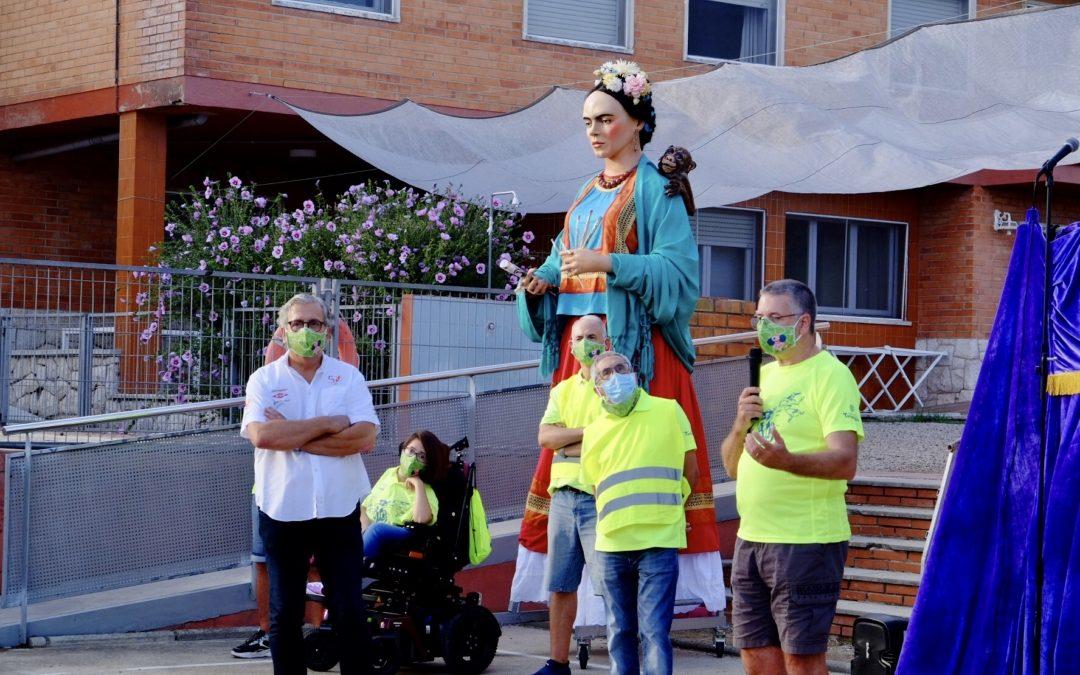 Tret de sortida de Festa per a Tothom a la residència Estela