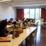 La URV enceta el curs amb un format de docència mixta i un màxim de 30 alumnes per aula