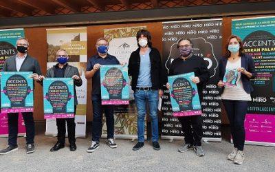 Ferran Palau, Roger Mas, Blaumut, Pau Vallvé i Joan Masdéu, noms destacats del Festival Accents