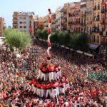 Tarragona no oblida les grans emocions de la diada castellera del primer diumenge de Santa Tecla