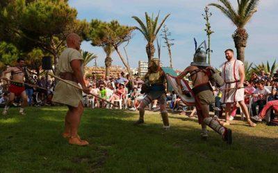 Tarraco Viva torna a Altafulla per mostrar com afrontaven els romans situacions com la pandèmia