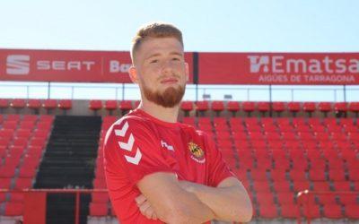 Carlos Vicente, nou jugador del Nàstic