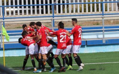 El Nàstic comença la nova normalitat amb victòria contra el CD Ebro (0-2)