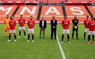 El Nàstic presenta oficialment els nous fitxatges