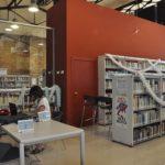 La biblioteca torrenca reforça les mesures de seguretat per la Covid-19