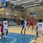 Segona derrota de la temporada de l'Ibersol CBT al camp del CB Prat (87-60)