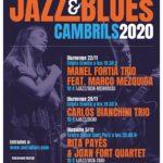 La 12a Mostra de Jazz i Blues de Cambrils manté el seu compromís amb la música amb 3 concerts de primer nivell