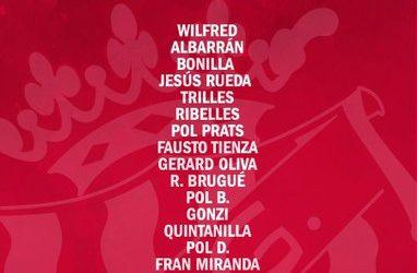 El Nàstic començarà a competir aquest dissabte prenent un vermut amb el CD Ebro