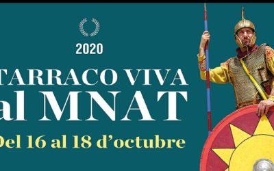 El MNAT programa una sèrie d'activitats del 16 al 18 d'octubre en el marc de Tarraco Viva