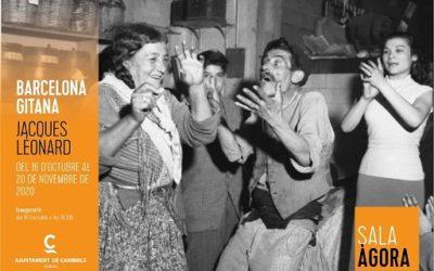 L'exposició 'Barcelona gitana' del fotògraf francès Jacques Léonard arriba a Cambrils