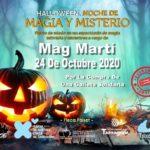Todos En Azul celebra Halloween a Torreforta amb una 'Nit de màgia i misteri' solidària