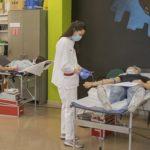 Bona resposta de la població en una nova campanya de donació de sang a Constantí