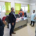 L'alcalde de Salou posa en valor la tasca i implicació de l'equip docent de l'Escola Santa Maria del Mar