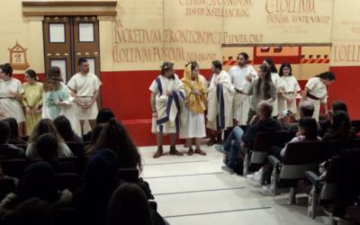 El segon dia de Tarraco Viva recrea com els romans feien front a les pandèmies de l'època