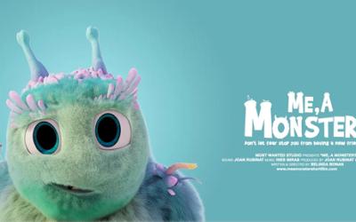 El curtmetratge 'Me, a monster?', de la productora d'Altafulla Most Wanted Studio, dóna la volta al món