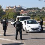 Controls policials a la Costa Daurada per evitar l'arribada dels barcelonins