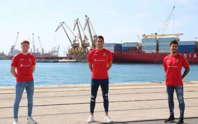 Nou acord entre Port de Tarragona i Nàstic