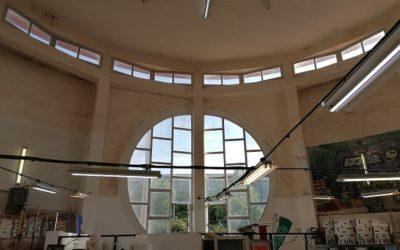 La Diputació rehabilita l'edifici de l'Escola d'Art i Disseny a Tarragona