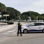 Detingut un veí de Cambrils per violència de gènere i tres barcelonins per furt en un comerç