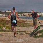 Altafulla torna a gaudir del triatló, reunint 250 atletes