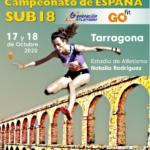 600 atletes participen al Campionat d'Espanya organitzat aquest cap de setmana pel Club Atletisme Tarragona