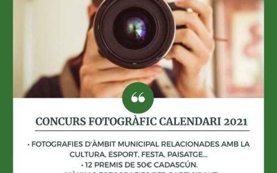 Els Pallaresos organitza un concurs fotogràfic per aconseguir un calendari del 2021 participatiu