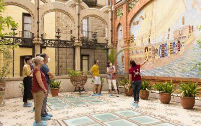 El turisme nacional salva la temporada d'estiu de la Casa Navàs de Reus