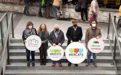 La imatge gràfica d'Espimsa es renova i es converteix en Mercats de Tarragona