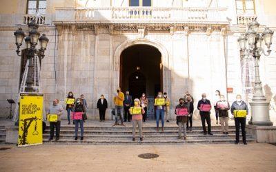 Tarragona se suma al Dia Mundial contra la Pena de Mort