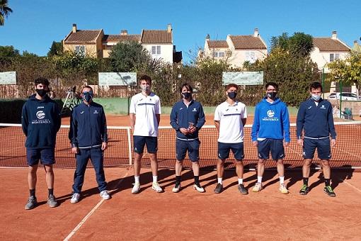 L'equip Absolut Masculí del Monterols es proclama sotscampió d'Espanya per equips
