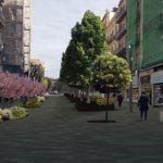 Tarragona impulsa el pla de l'Illa Corsini amb la conversió del carrer Canyelles en zona de vianants